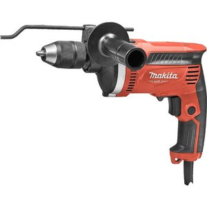 Makita M8101k 710 W Percussion Hammer Drill - Red, Red, Red