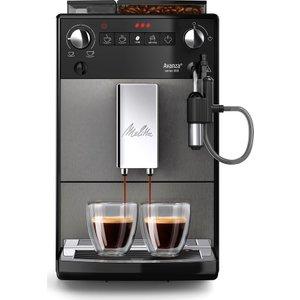 Melitta Avanza F270-100 Bean To Cup Coffee Machine - Silver, Silver F270100, Silver