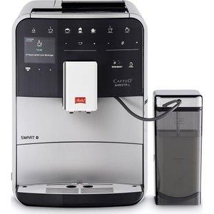 Melitta Caffeo Barista Ts F85/0-101 Smart Bean To Cup Coffee Machine - Silver, Silver F85/0101, Silver