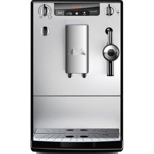 Melitta Caffeo Solo & Perfect Milk E 957-103 Bean To Cup Coffee Machine - Silver, Silver 10158362, Silver