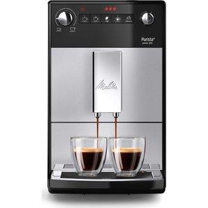 Melitta Purista F230-101 Bean To Cup Coffee Machine - Silver, Silver F230101, Silver