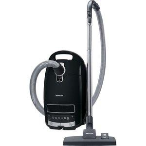 Miele Complete C3 Powerline Cylinder Vacuum Cleaner - Obsidian Black, Black, Black