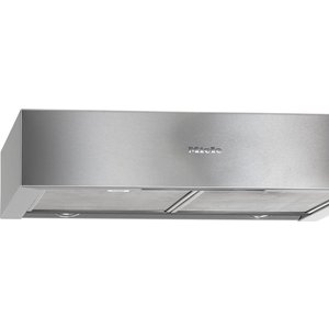 Miele Da1260 Integrated Cooker Hood - Stainless Steel, Stainless Steel, Stainless Steel
