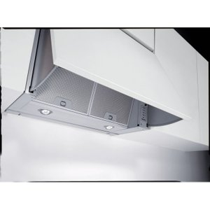Miele Da186 Integrated Cooker Hood - Stainless Steel, Stainless Steel, Stainless Steel