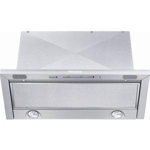 Miele Da3366 Canopy Cooker Hood - Stainless Steel, Stainless Steel, Stainless Steel