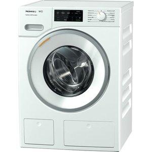Miele Twindos Wwe660 Smart 8 Kg 1400 Spin Washing Machine - White, White, White