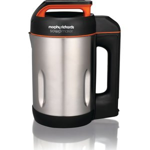 Morphy Richards 501022 Soup Maker - Stainless Steel, Stainless Steel 10181197, Stainless Steel