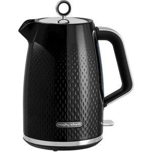 Morphy Richards Verve 103010 Jug Kettle - Black, Black 10211866, Black