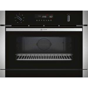 Neff N50 C1apg64n0b Built-in Combination Microwave - Stainless Steel, Stainless Steel, Stainless Steel