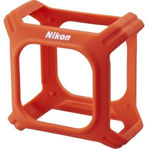 Nikon Cf Aa-1 Keymission 360 Silicone Jacket - Orange, Orange Aa1, Orange
