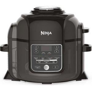 Ninja Foodi Op300uk Multi Pressure Cooker & Air Fryer - Black, Black, Black