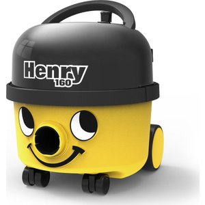 Numatic Henry Hvr160 Cylinder Vacuum Cleaner - Yellow, Yellow, Yellow