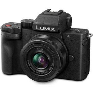 Panasonic Lumix Dc-g100 Mirrorless Camera With G Vario 12-32 Mm F/3.5-5.6 Asph. Mega O.i.s  Dcg100