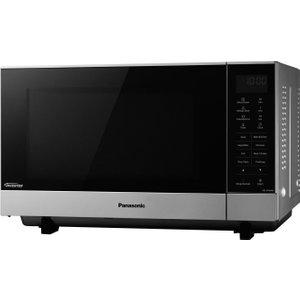 Panasonic Nn-sf464mbpq Solo Microwave - Stainless Steel, Silver NNSF464MBPQ, Silver