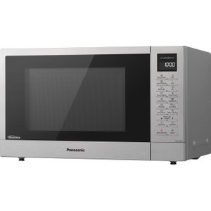 Panasonic Nn-st48ksbpq Solo Microwave - Stainless Steel, Stainless Steel Nnst48ksbpq, Stainless Steel