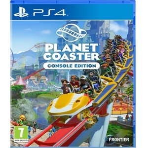 Playstation Planet Coaster: Console Edition  10218545