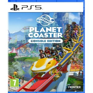 Playstation Planet Coaster: Console Edition  10218547