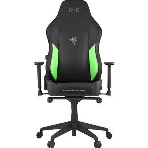 Razer Tarok Ultimate Gaming Chair - Black & Green, Black 10214445, Black