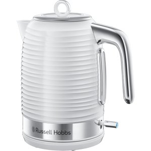 Russell Hobbs Inspire Jug Kettle - White, White 10181295, White
