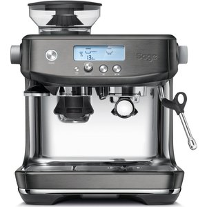 Sage The Barista Pro Ses878bst Bean To Cup Coffee Machine - Black Stainless Steel, Stainle, Stainless Steel