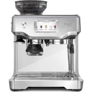 Sage The Barista Touch Bean To Cup Coffee Machine - Stainless Steel & Chrome, Stainless St 10182824, Stainless Steel