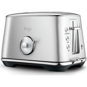 Sage The Toast Select Luxe Bta735bss 2-slice Toaster - Brushed Stainless Steel, Stainless , Stainless Steel
