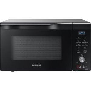 Samsung Mw7000k Combination Microwave - Silver & Black, Silver MC32K7055CT/EU, Silver