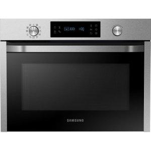 Samsung Nq50j3530bs/eu Built-in Combination Microwave - Stainless Steel, Stainless Steel, Stainless Steel