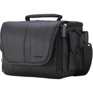 Sandstrom Swdslr13 Dslr Camera Case - Black, Black, Black