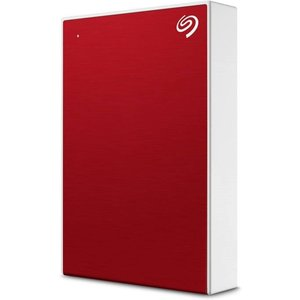 Seagate Backup Plus Portable Hard Drive - 4 Tb, Red, Red 10204285, Red