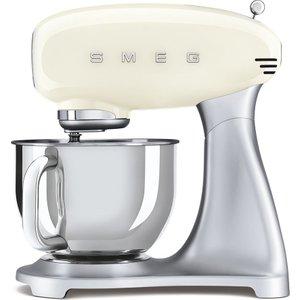 Smeg 50's Retro Smf02cruk Stand Mixer - Cream, Cream, Cream