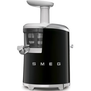 Smeg 50's Retro Style Sjf01bluk Juicer - Black, Black, Black