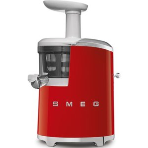 Smeg 50's Retro Style Sjf01rduk Juicer - Red, Red, Red