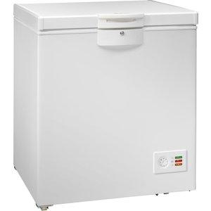Smeg Co205f Chest Freezer - White, White, White