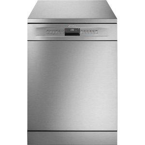 Smeg Dfd13tp3x Full-size Dishwasher - Stainless Steel, Stainless Steel, Stainless Steel
