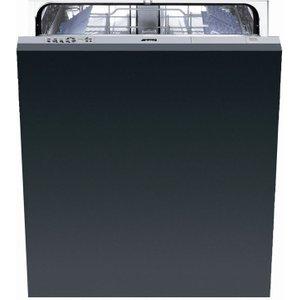 Smeg Di6013d-1 Full-size Integrated Dishwasher  DI6013D1