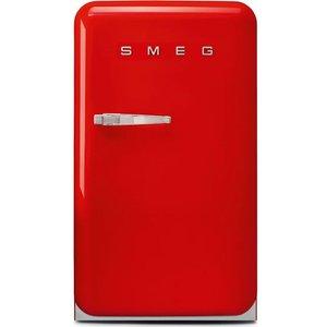 Smeg Fab10hrrd5 Fridge - Red, Red, Red