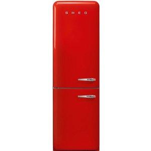 Smeg Fab32lrd5uk 70/30 Fridge Freezer - Red, Red, Red