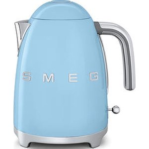 Smeg Klf03pbuk Jug Kettle - Pastel Blue, Blue, Blue