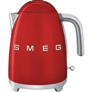 Smeg Klf03rduk Jug Kettle - Red, Red, Red