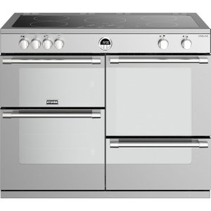 Stoves Sterling S1100ei 110 Cm Electric Induction Range Cooker - Stainless Steel, Stainless Steel, Stainless Steel