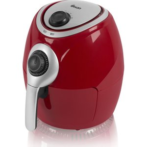 Swan Sd90010redn Air Fryer - Red, Red SD90010N, Red