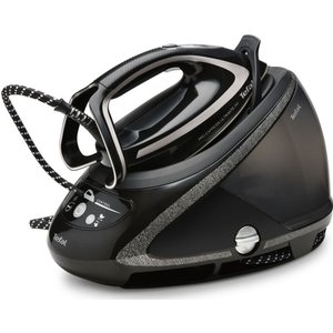 Tefal Pro Express Ultimate  Gv9610 High Pressure Steam Generator Iron - Black, Black, Black