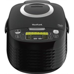 Tefal Sphericook Rk745840 Multicooker - Black, Black, Black