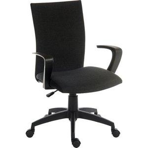 Teknik Work 6931blk Nylon Operator Chair - Black, Black, Black