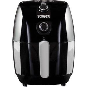 Tower T17025 Air Fryer - Black, Black, Black