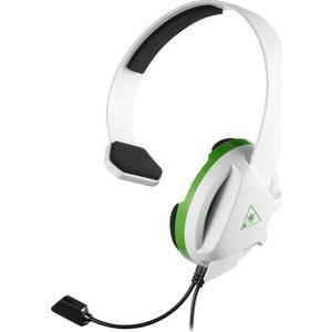 Turtle Beach Recon Chat Gaming Headset - White & Green, White 10174269, White