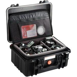 Vanguard Vgcsup37d Supreme 37d Hard Shell Camera Case - Black, Black, Black