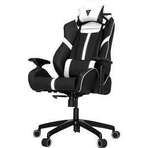 Vertagear Racing S-line Sl5000 Gaming Chair - Black & White, Black, Black