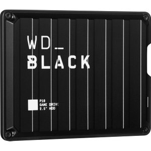 Wd _black P10 Game Drive - 2 Tb, Black, Black, 23199